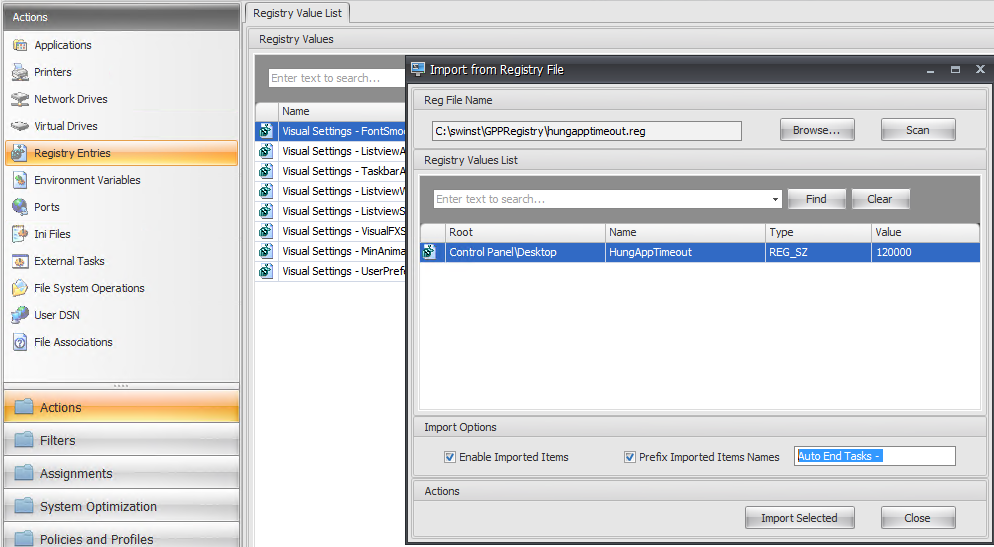 Citrix Workspace Environment Manager – Second Impressions